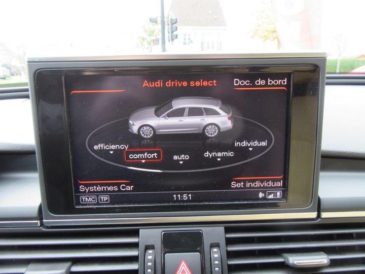 Audi A6 Avant 3.0 V6 TFSI 310CH AVUS QUATTRO S TRONIC 7 Noir Occasion - 13
