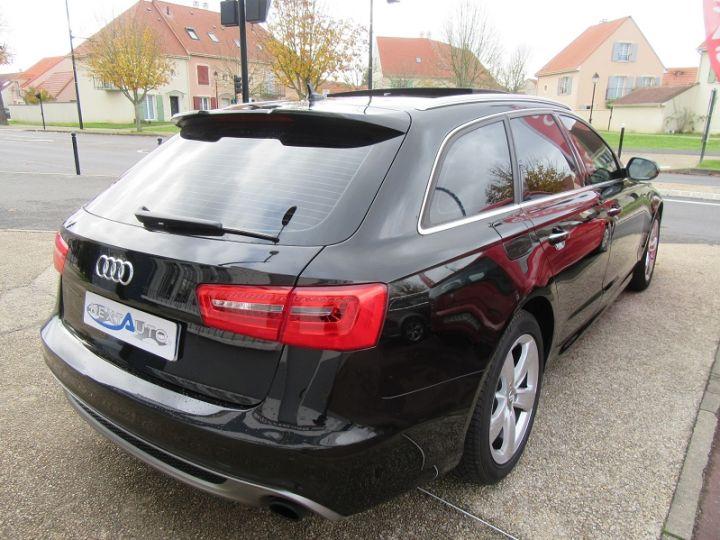 Audi A6 Avant 3.0 V6 TFSI 310CH AVUS QUATTRO S TRONIC 7 Noir Occasion - 18