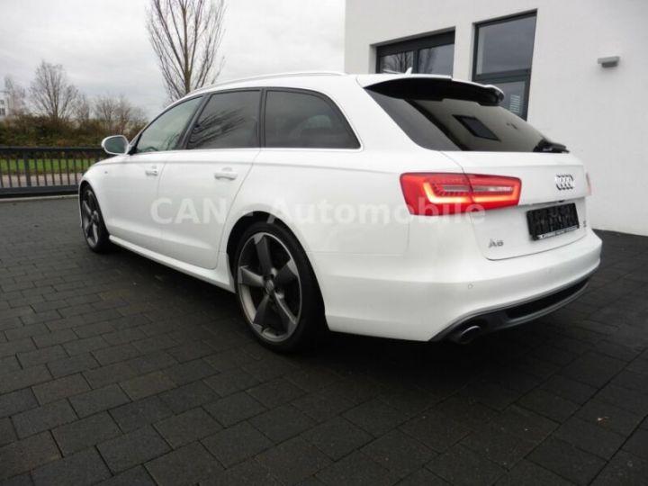 Audi A6 Avant 3.0L bi idi quattro  blanc - 3