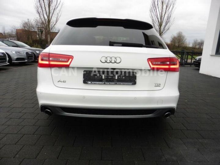 Audi A6 Avant 3.0L bi idi quattro  blanc - 4