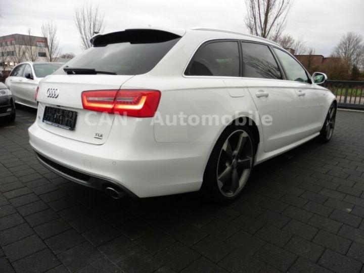 Audi A6 Avant 3.0L bi idi quattro  blanc - 5