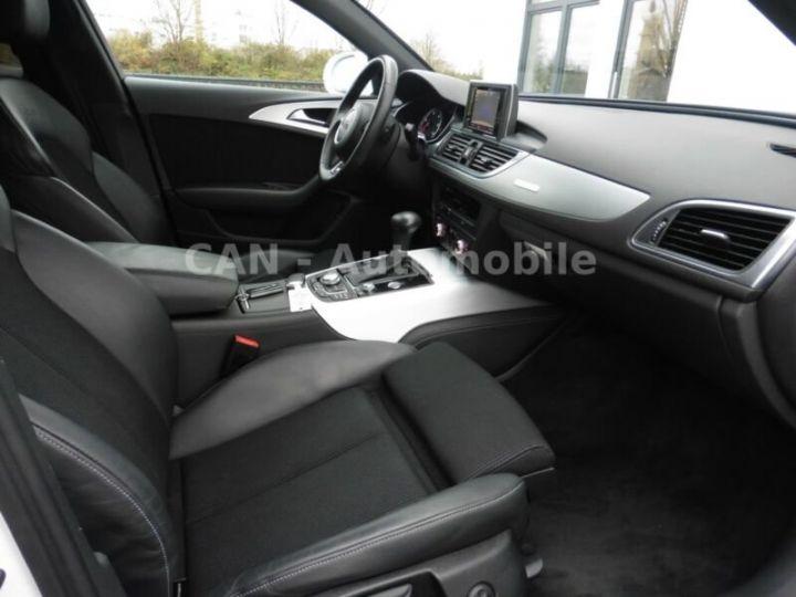 Audi A6 Avant 3.0L bi idi quattro  blanc - 8