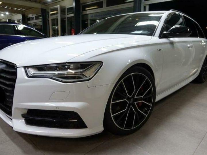 Audi A6 Avant 3.0L BI TDI PACK COMPETION BLANC - 1