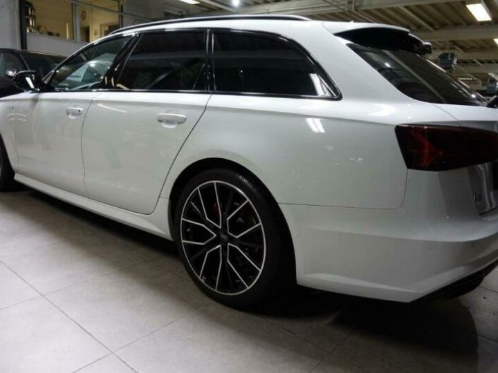 Audi A6 Avant 3.0L BI TDI PACK COMPETION BLANC - 2