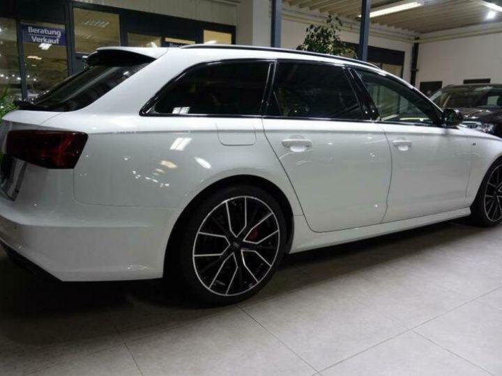 Audi A6 Avant 3.0L BI TDI PACK COMPETION BLANC - 3