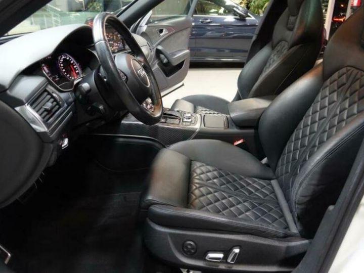 Audi A6 Avant 3.0L BI TDI PACK COMPETION BLANC - 8