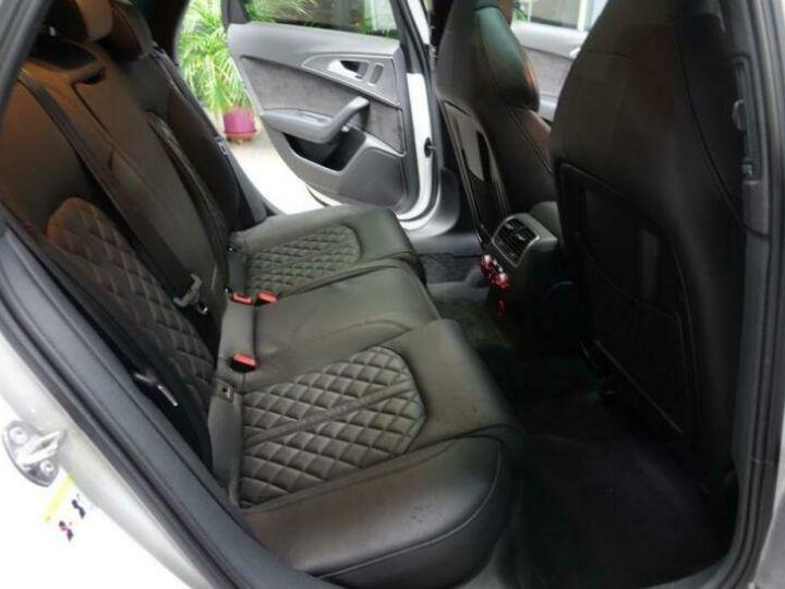 Audi A6 Avant 3.0L BI TDI PACK COMPETION BLANC - 9