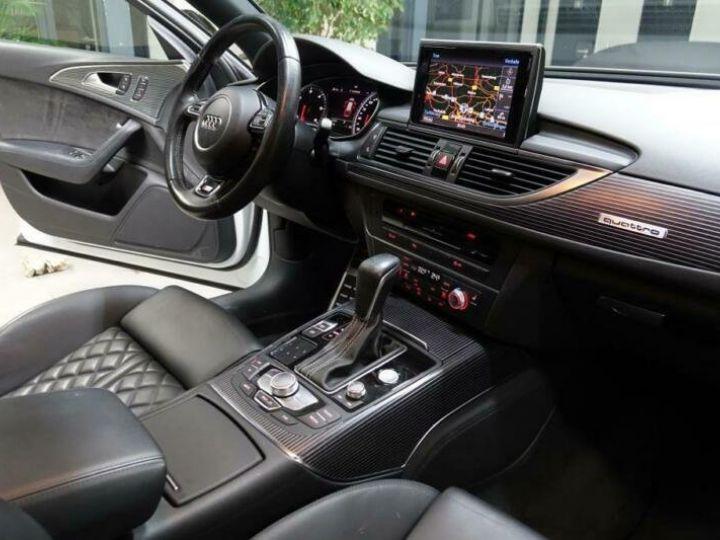 Audi A6 Avant 3.0L BI TDI PACK COMPETION BLANC - 10