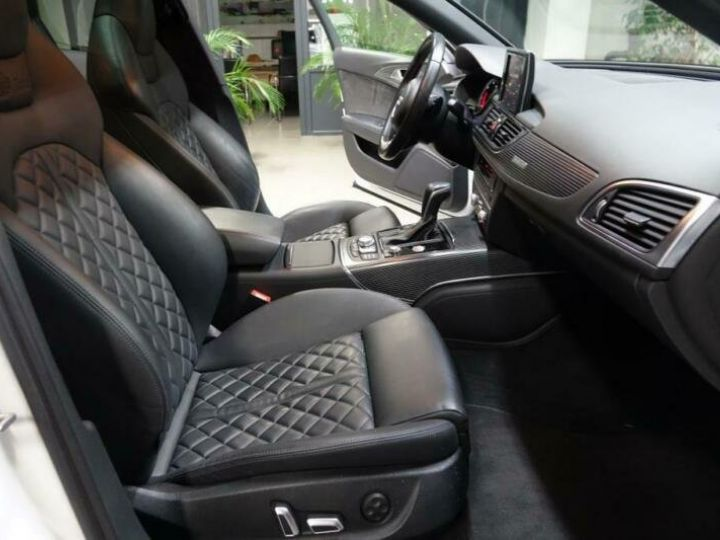 Audi A6 Avant 3.0L BI TDI PACK COMPETION BLANC - 11