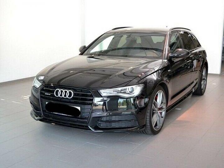Audi A6 Avant 3.0L BI TDI PACK COMPETITION NOIR - 1
