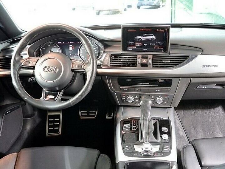 Audi A6 Avant 3.0L BI TDI PACK COMPETITION NOIR - 8