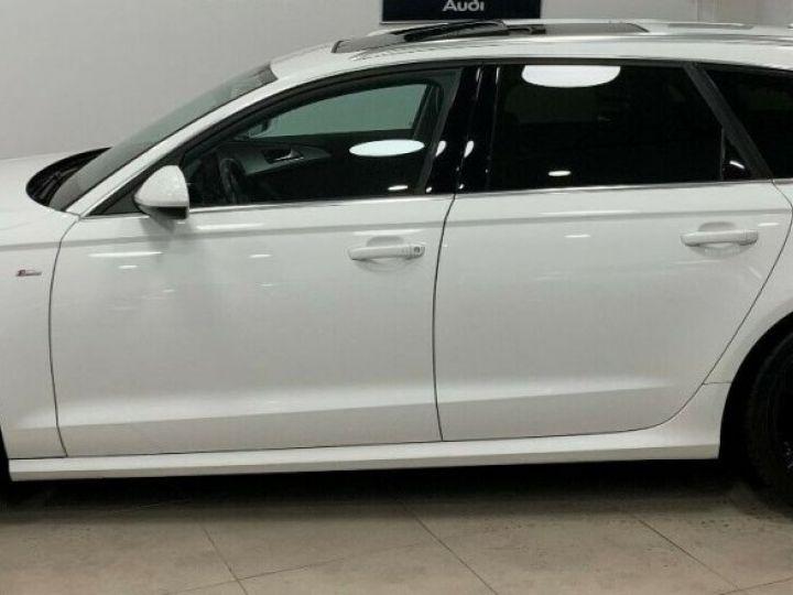 Audi A6 Avant 3.0l BI TDI Quattro 2X S-line  blanc  - 3