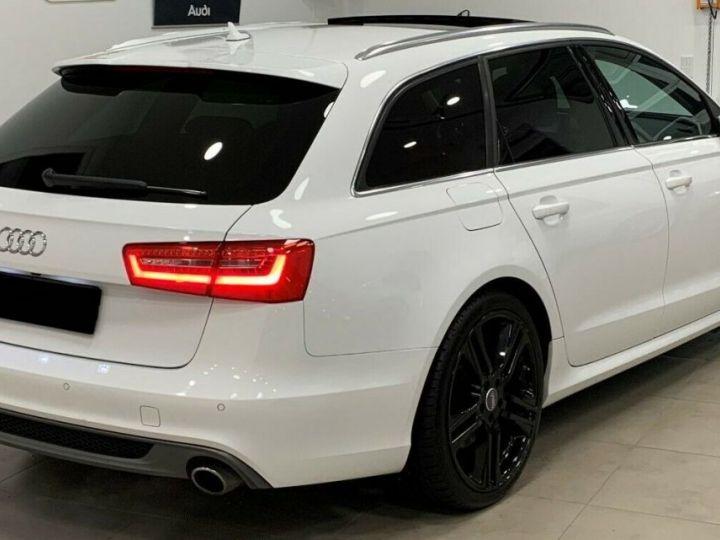 Audi A6 Avant 3.0l BI TDI Quattro 2X S-line  blanc  - 5