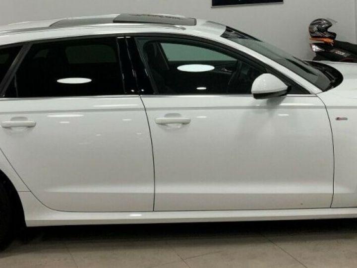 Audi A6 Avant 3.0l BI TDI Quattro 2X S-line  blanc  - 6