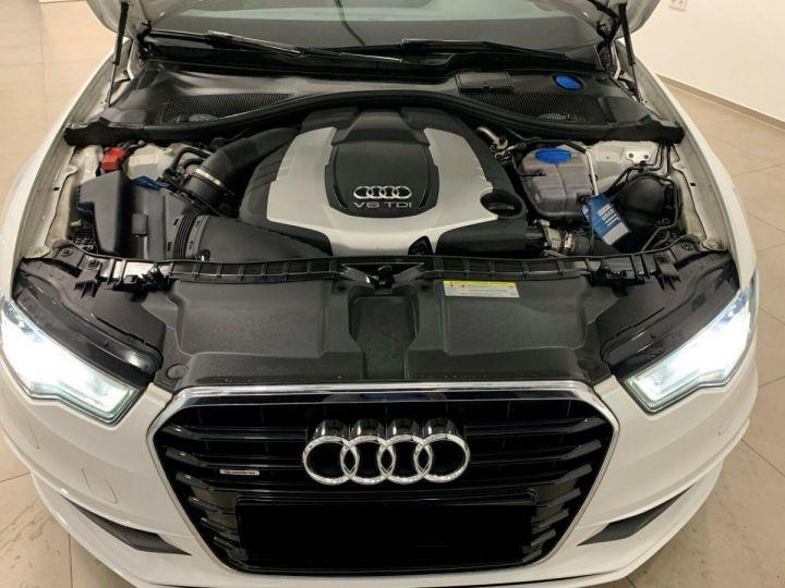Audi A6 Avant 3.0l BI TDI Quattro 2X S-line  blanc  - 10