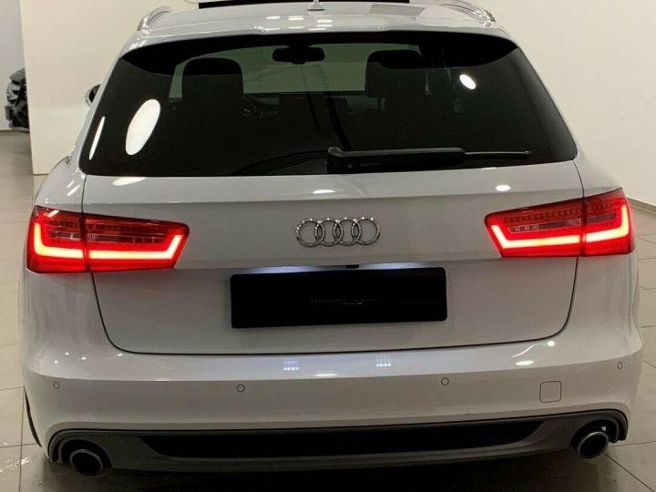Audi A6 Avant 3.0l BI TDI Quattro 2X S-line  blanc  - 11