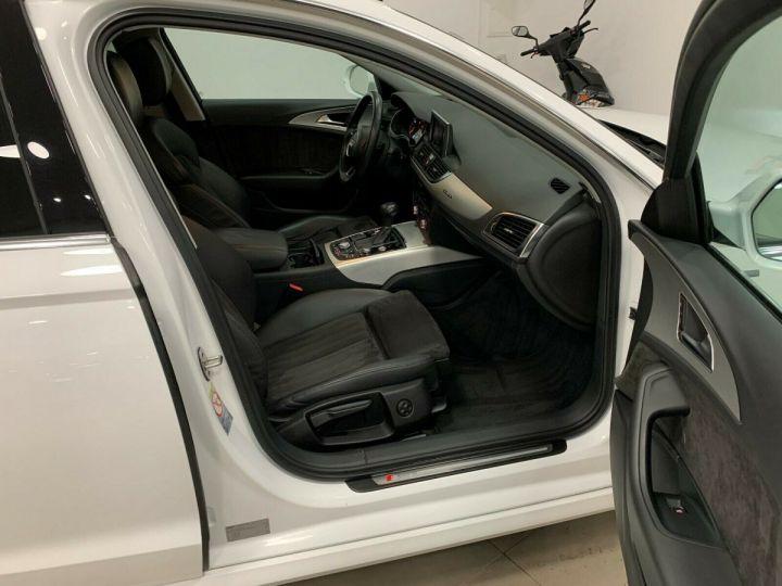 Audi A6 Avant 3.0l BI TDI Quattro 2X S-line  blanc  - 15