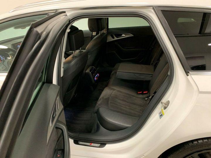 Audi A6 Avant 3.0l BI TDI Quattro 2X S-line  blanc  - 16