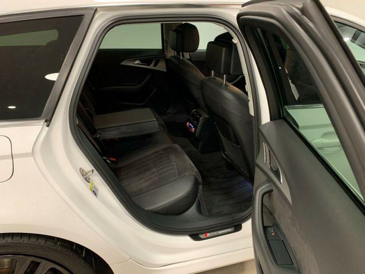 Audi A6 Avant 3.0l BI TDI Quattro 2X S-line  blanc  - 17