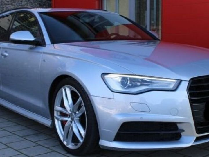 Audi A6 Avant 3.0L TDI  competition gris  - 1