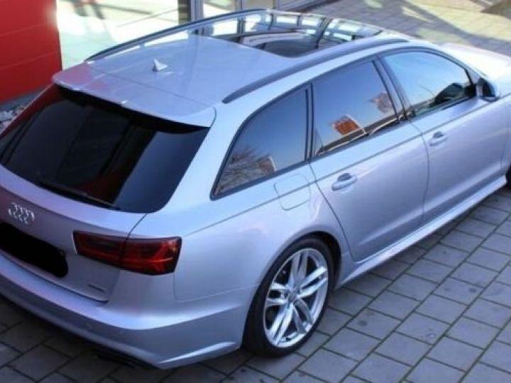 Audi A6 Avant 3.0L TDI  competition gris  - 4