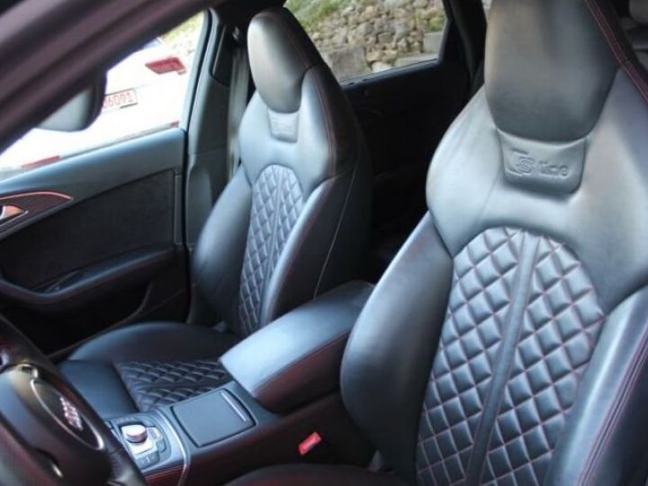 Audi A6 Avant 3.0L TDI  competition gris  - 5