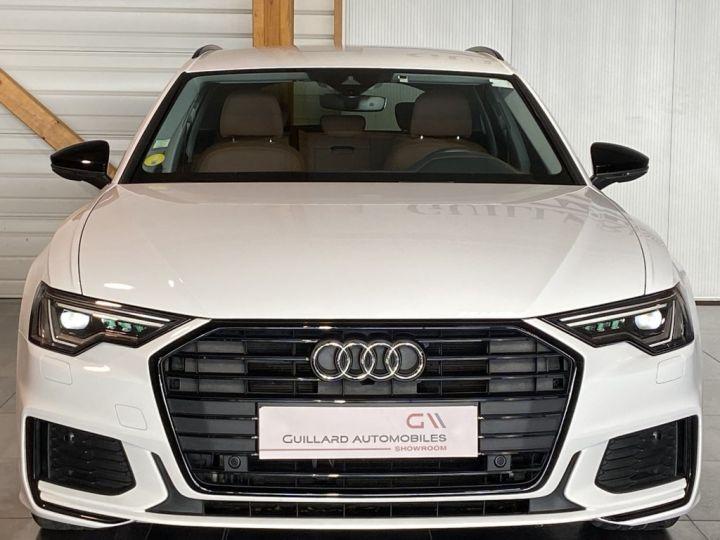 Audi A6 Avant 40 TDI 204ch S-LINE S-TRONIC Blanc - 2