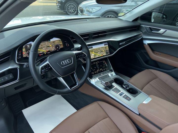 Audi A6 Avant 40 TDI 204ch S-LINE S-TRONIC Blanc - 9