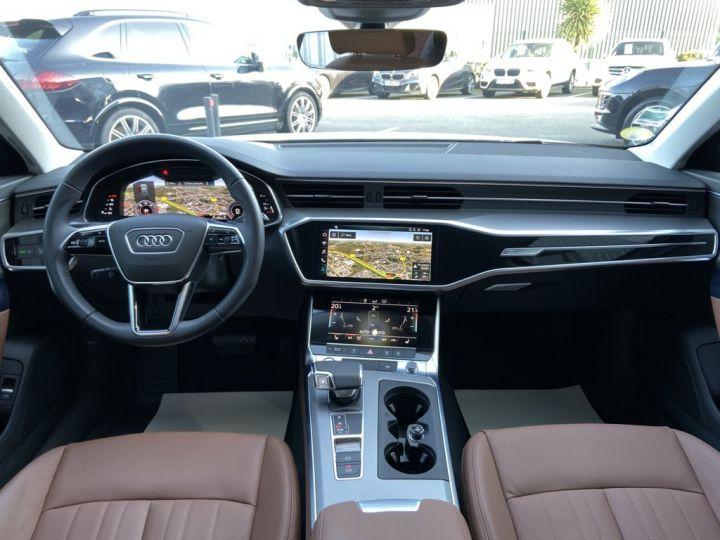 Audi A6 Avant 40 TDI 204ch S-LINE S-TRONIC Blanc - 10