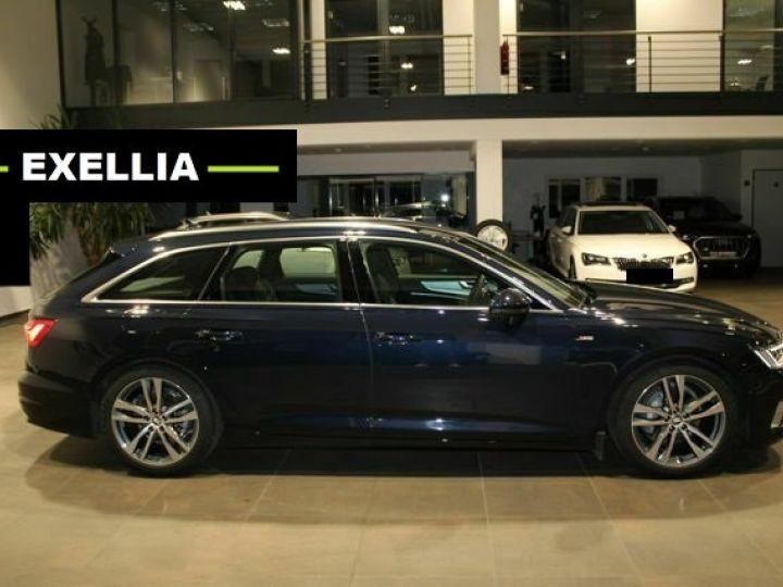Audi A6 Avant 40 TDI QUATTRO S LINE TIPTRONIC BLEU Occasion - 3