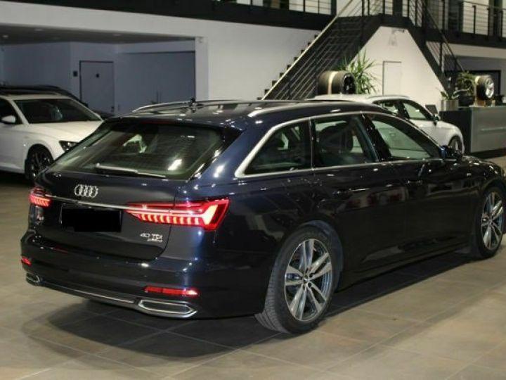 Audi A6 Avant 40 TDI QUATTRO S LINE TIPTRONIC BLEU Occasion - 4