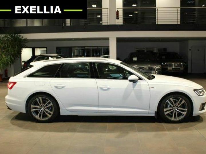 Audi A6 Avant 40 TDI QUATTRO S LINE TIPTRONIC blanc  Occasion - 4