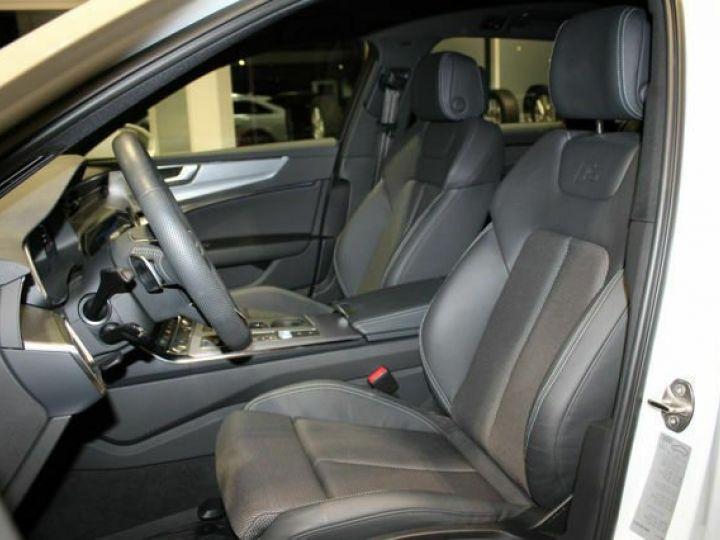 Audi A6 Avant 40 TDI QUATTRO S LINE TIPTRONIC blanc  Occasion - 9