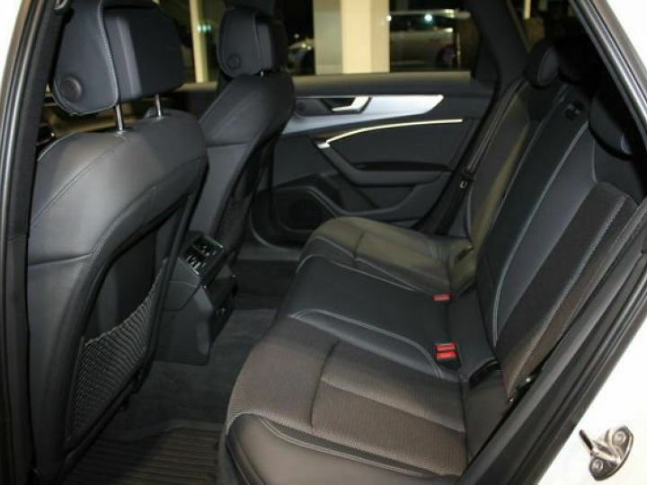Audi A6 Avant 40 TDI QUATTRO S LINE TIPTRONIC blanc  Occasion - 11