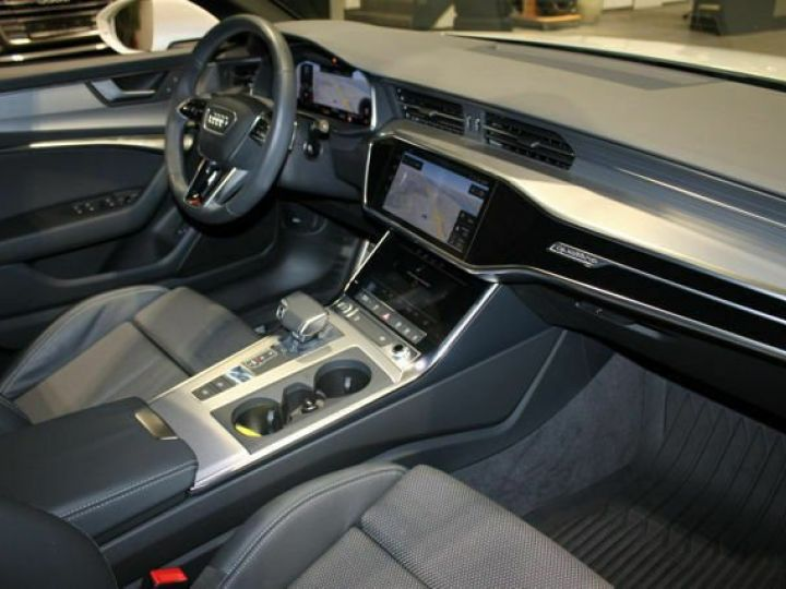 Audi A6 Avant 40 TDI QUATTRO S LINE TIPTRONIC blanc  Occasion - 15