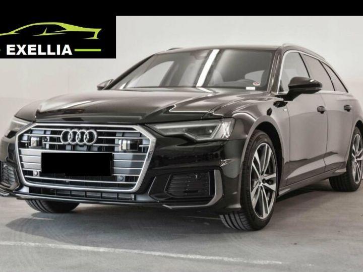 Audi A6 AVANT 40 TDI S TRONIC S LINE NOIR  Occasion - 1