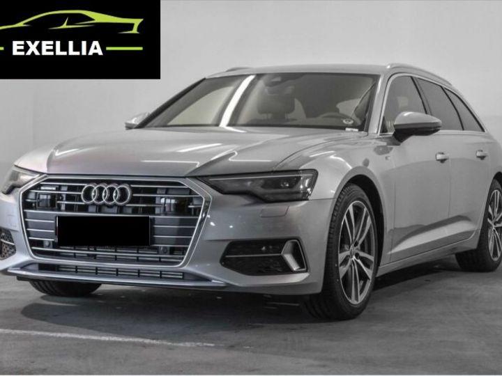 Audi A6 AVANT 45 TDI TIPTRONIC S LINE QUATTRO NOIR  Occasion - 1