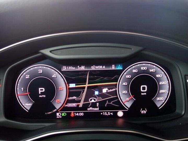 Audi A6 Avant 50 TDI QUATTRO S LINE TIPTRONIC NOIR Occasion - 13