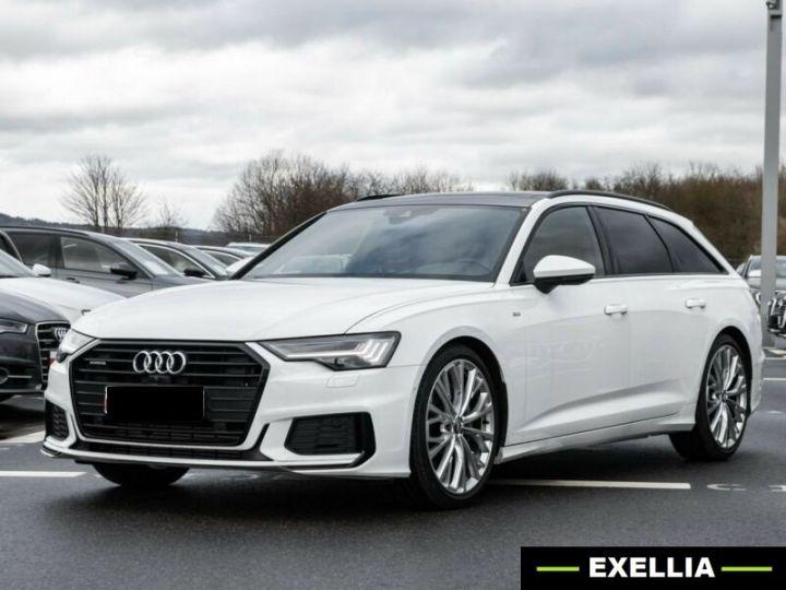Audi A6 Avant 50 TDI QUATTRO S LINE TIPTRONIC BLANC Occasion - 2