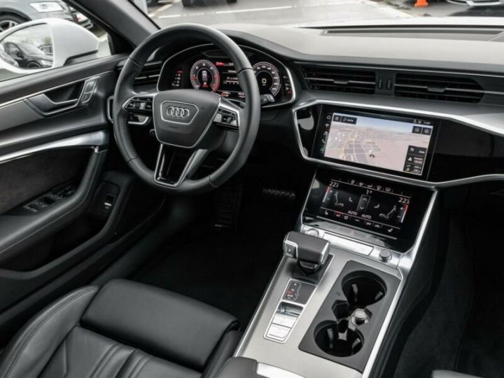 Audi A6 Avant 50 TDI QUATTRO S LINE TIPTRONIC BLANC Occasion - 5