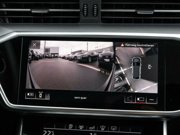 Audi A6 Avant 50 TDI QUATTRO S LINE TIPTRONIC BLANC Occasion - 13