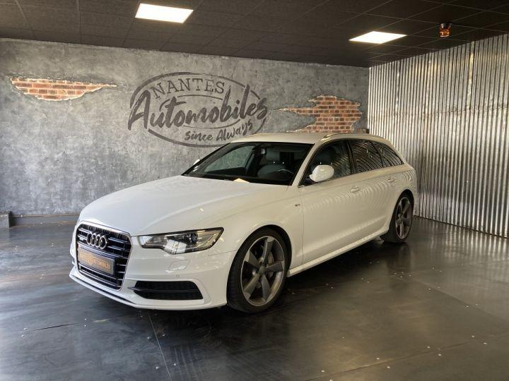 Audi A6 Avant A6 AVANT V6 BITDI 313 QUATTRO AVUS TIPTRONIC 8 BLANC - 1