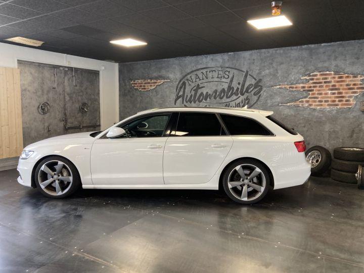 Audi A6 Avant A6 AVANT V6 BITDI 313 QUATTRO AVUS TIPTRONIC 8 BLANC - 3