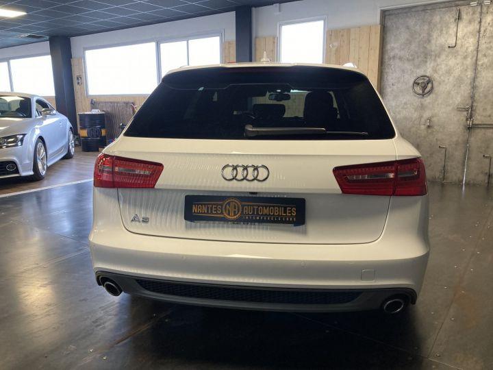 Audi A6 Avant A6 AVANT V6 BITDI 313 QUATTRO AVUS TIPTRONIC 8 BLANC - 5