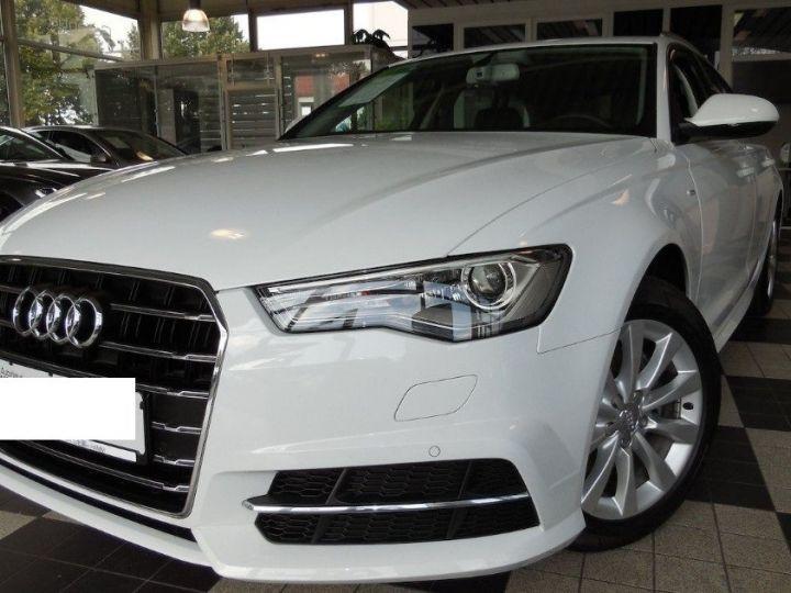 Audi A6 Avant Audi A6 Avant 2.0 TDI ultra S line(01/2017) blanc metal - 1