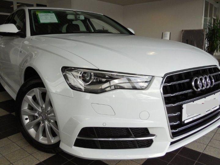 Audi A6 Avant Audi A6 Avant 2.0 TDI ultra S line(01/2017) blanc metal - 2