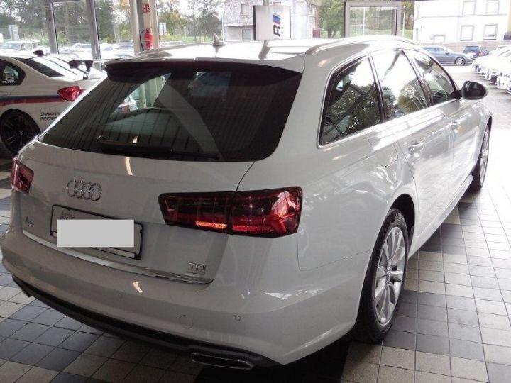 Audi A6 Avant Audi A6 Avant 2.0 TDI ultra S line(01/2017) blanc metal - 4
