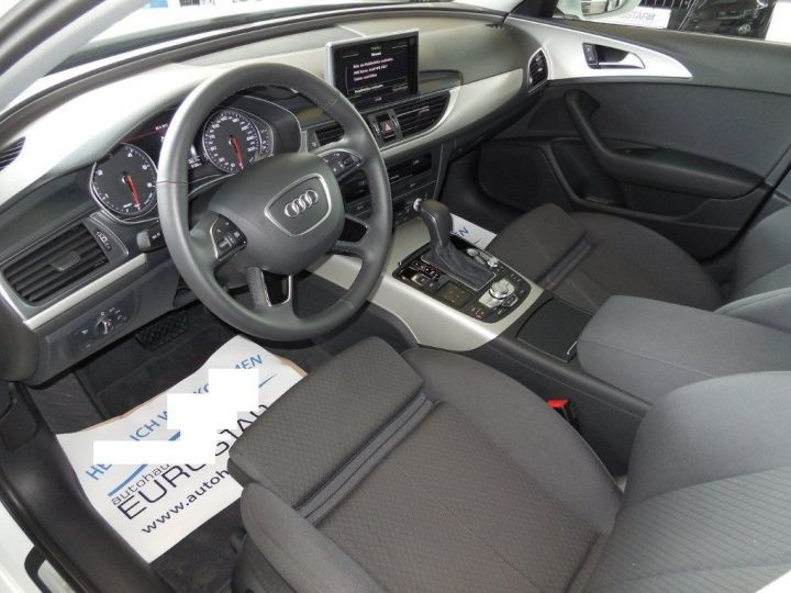 Audi A6 Avant Audi A6 Avant 2.0 TDI ultra S line(01/2017) blanc metal - 5