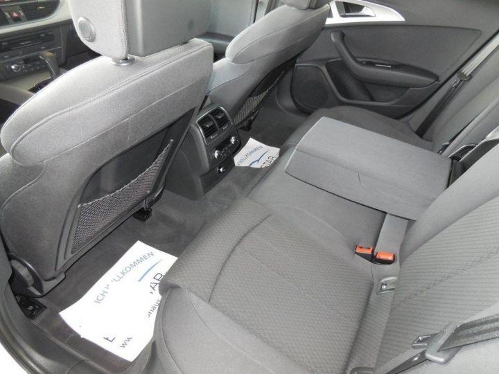 Audi A6 Avant Audi A6 Avant 2.0 TDI ultra S line(01/2017) blanc metal - 8