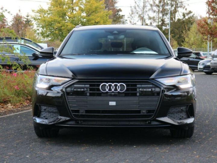 Audi A6 Avant AVANT 40 TDI S TRONIC S LINE  NOIR  Occasion - 1